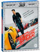 Need for Speed: Жажда скорости 3D + 2D (2 Blu-ray)