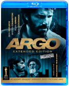 Операция «Арго» [2-in-1: Theatrical & The Declassified Extended Cut] (2 Blu-ray) [Импорт]